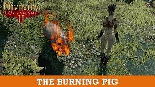 The Burning Pigs Quest (Divinity Original Sin 2)