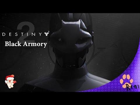 Destiny 2 Black Armory CZ Stream