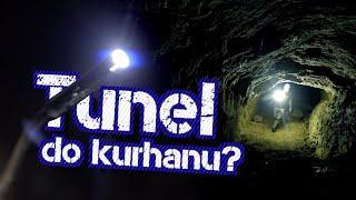 Czy tunel z opuszczonego dworu pod Krakowem prowadzi do kurhanu? Urbex w nieznanej części podziemi