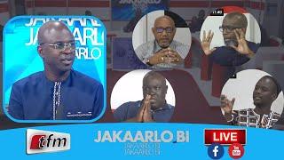 🛑 Jakaarlo Bi du 18 Juin avec Abdoulaye Der et sa Team!