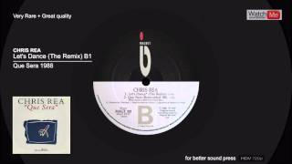 Chris Rea - Let's Dance (Very Rare)