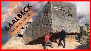 !Zapowiedź! Projekt Baalbeck – Zapomniana Technologia – DrFranc – Franc Zalewski