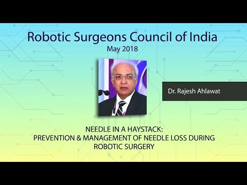 Needle in a Haystack: Prevention & Management of Needle Loss During Robotic Surgery