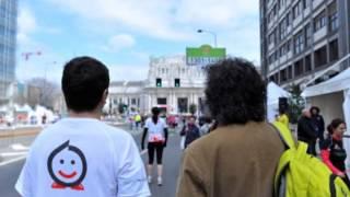 preview picture of video 'La Gotita_Milano City Marathon 2013'