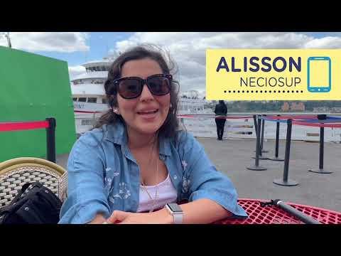 Invitación Comunícate 2019: Alisson Neciosup. Versión larga
