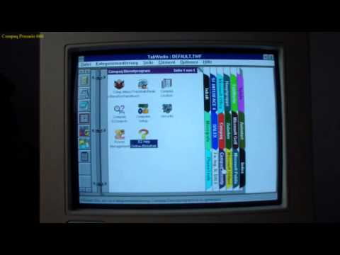Video z testů zachycený kamerou