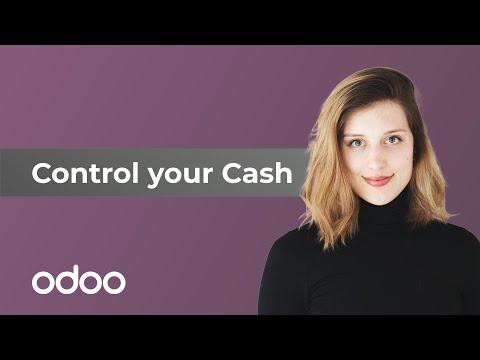 Kontrollieren Sie Ihr Bargeld | odoo POS