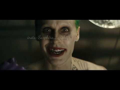 Joker full status ft..serena safari  Suicide Squad  joker 2018