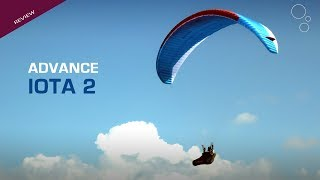 Advance IOTA 2 (Paraglider Review)