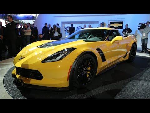 2015 Chevrolet Corvette Z06 - 2014 Detroit Auto Show