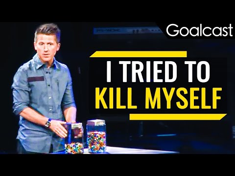 This is How 936 Marbles can Change Someone's Life | Josh Shipp | Goalcast