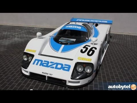Seventh Annual Mazda Motorsports Open House