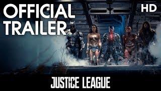 JUSTICE LEAGUE   SDCC Trailer   2017 [HD]