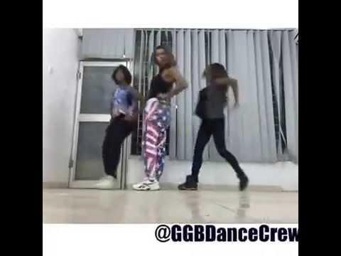 GGB Dance Crew - Jay Z' Haterz (Rehearsal Clip)