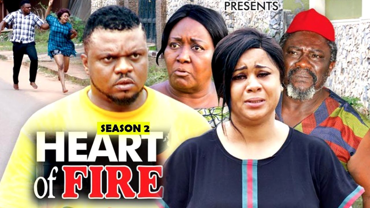 Heart Of Fire (2018) (Part 2)