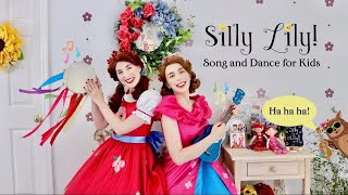 """Get Silly with Poppy & Posie by Singing and Dancing Along to Their New Song - """"Silly Lily!&"""