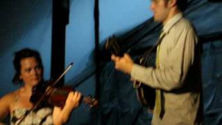 "Chris Thile w/ Nickel Creek ""Big Sam Thompson"""