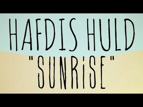 Hafdis Huld - Sunrise (Official Audio)