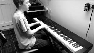 Solo Jazz Piano Improvisation Video | Robert Dimbleby
