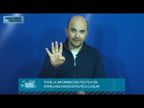 HABLEMOS DE POLITICA DEL 30/10/2017