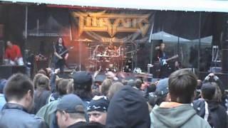 Video Rockfest Dačice 30/07/2011