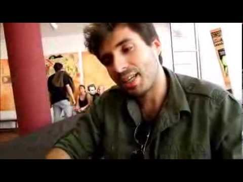 Entrevista de Marcos DeBrito para Adriano Siqueira no Fantasticon 2013