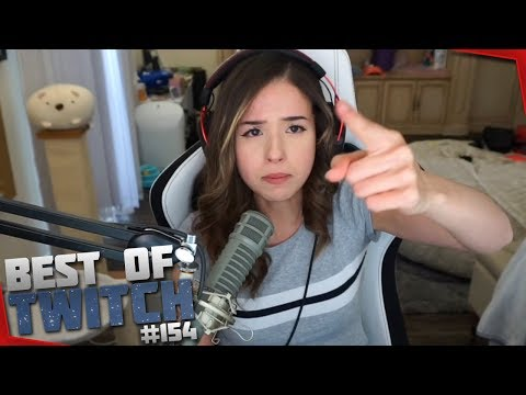 Best Of Twitch #154 Pokimane Emotional After Drama | Amouranth On Trainwrecks | CallMeCarson Rajj