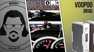 Мод VOOPOO DRAG 157W TC VW APV Box Mod от компании Vape Shop Good Vape - видео