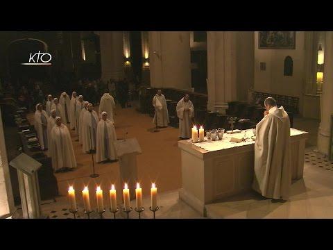 Vêpres et Eucharistie du 22 octobre 2016