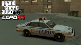 GTA IV - LCPDFR Playing As A Cop: Cluckin' Bell Shootout (Blast From The Past)