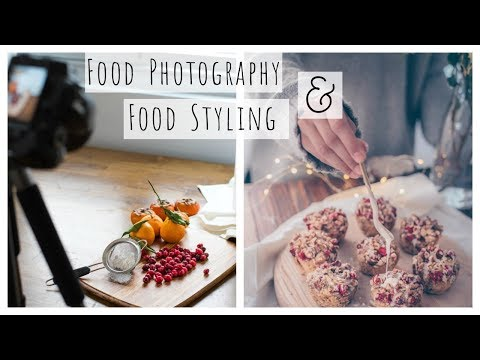 Food Photography & Food Styling Tutorial | food photography tips from RainbowPlantLife
