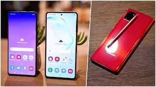Samsung Galaxy S10 Lite & Note 10 Lite - Meine Meinung & Ersteindruck (Deutsch) | SwagTab