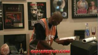 DMX BACK AT IT AGAIN!!! GO HARD DVD AND DA FAMOUS MO MONEY EXCLUSIVE!!
