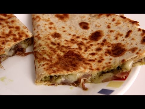 Italian Quesadilla Recipe – Laura Vitale – Laura in the Kitchen Episode 295