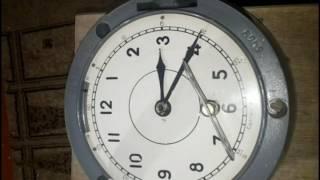 Ремонт Дедовских часов с подводной лодки которым 80 лет