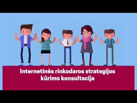 Prekybos firmos strategijos
