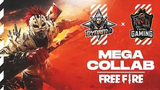Teaching Free Fire to Dynamo Gaming | Dynamo Gaming x Total Gaming Mega Collab