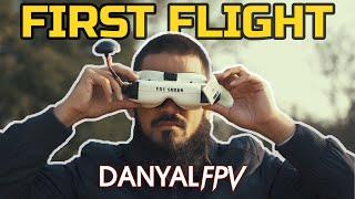 CINEMATIC FPV - First Flight - Pakistan