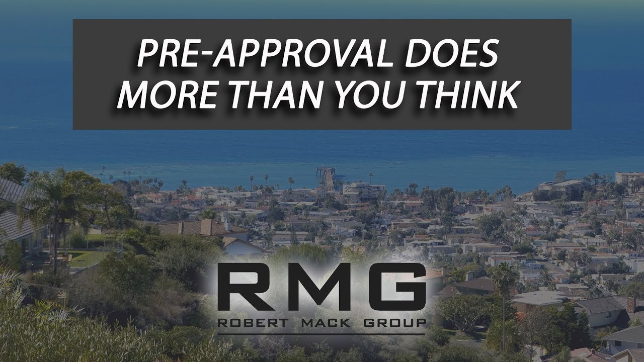 Why Should You Get Pre-Approved Early?