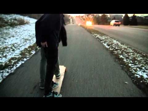 Tandem Longboarding