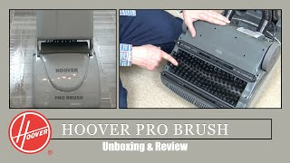 Hoover C5950 Professional Pro Brush Hard Floor Scrubber Dryer