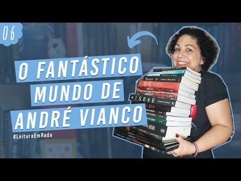 Por que ler André Vianco? E por que a saga O Vampiro Rei? ? LeR.