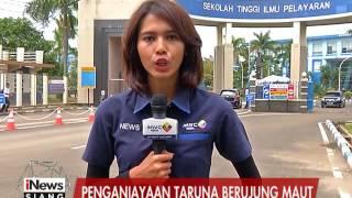 Media Dilarang Masuk Ke Dalam STIP  INews Siang 11/01
