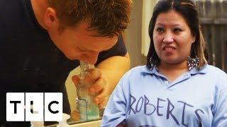 Man Reuses Mouthwash To Save Money | Extreme Cheapskates