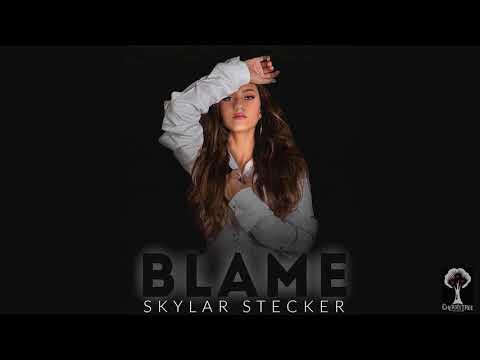 Skylar Stecker - Blame [Official Audio]