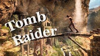 «Tomb Raider» халявная Лара Крофт)