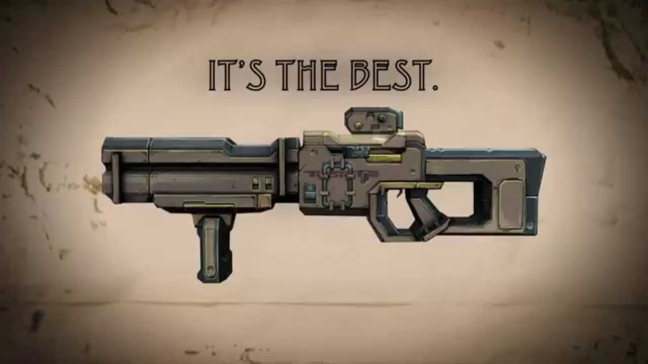 Real Weapon Sellers Will Be So Jealous Of These Borderlands 2 Videos