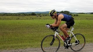 Training for 70.3 Ironman