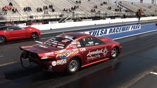 FRESH X275 Drag Racing ACTION - Tulsa Raceway Park