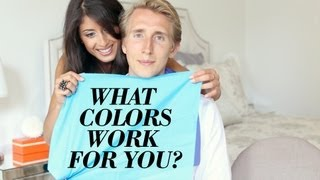 What Colors Work for You?